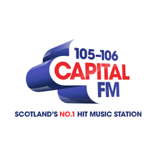 Capital FM - Glasgow Logo
