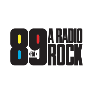 89 FM A Rádio Rock Logo
