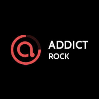 Addict Radio - Rock Logo