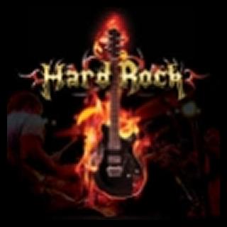 100% Hard Rock Logo