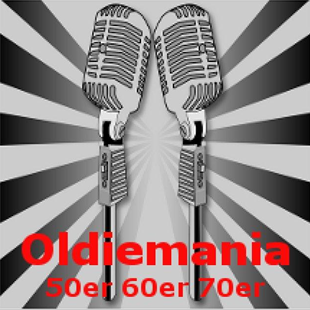 Oldiemania Logo