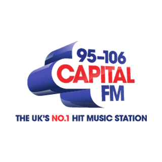 Capital FM - UK Logo