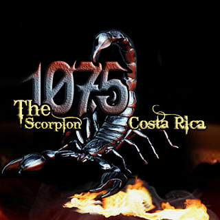 1075 Rocks - The Scorpion Logo