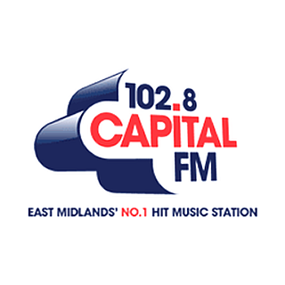 Capital FM - Derbyshire Logo