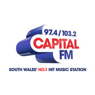 Capital FM - South Wales Logo