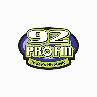 92 Pro FM Logo