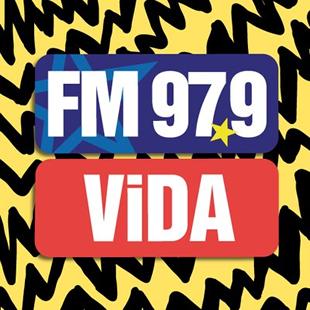 FM 97.9 Vida Logo