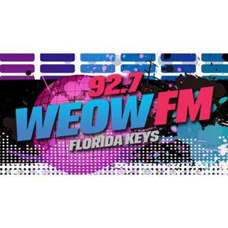 92.7 WEOW FM Logo