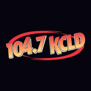 104.7 KCLD Logo