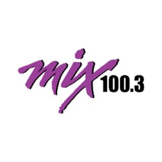 KMMX - Mix 100.3 Logo