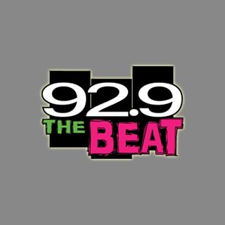 The Beat - 92.9 FM KOSP Logo