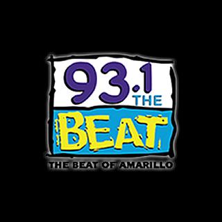 The Beat - 93.1 FM KQIZ-FM Logo