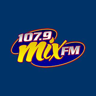 107.9 Mix FM Logo