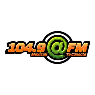 @FM Mexicali Logo