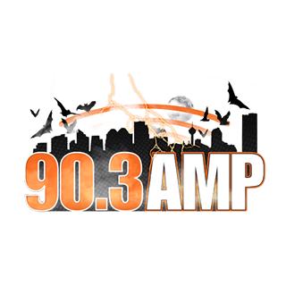 AMP Radio Calgary Logo