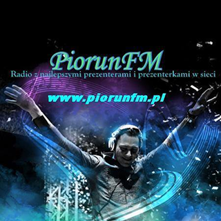 Piorun FM Logo
