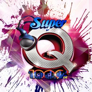 100.9FM Super Q Logo