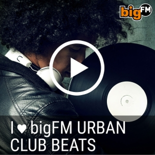 bigFM - Urban Club Beats Radio Logo