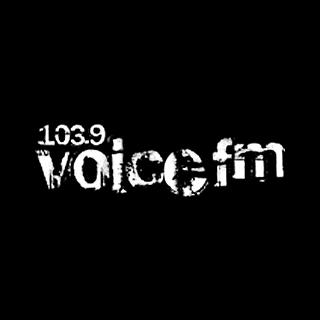 103.9 Voice FM Logo
