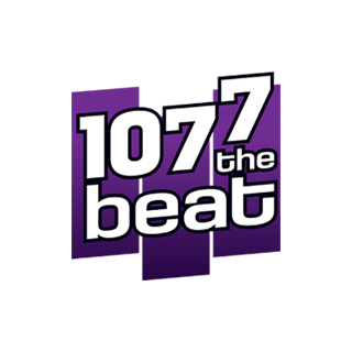 The Beat - 107.7 FM KWXS Logo