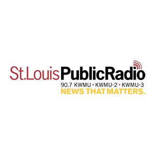 St. Louis Public Radio KWMU-1 Logo