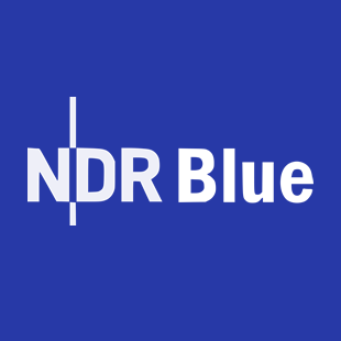 NDR - Blue Radio Logo
