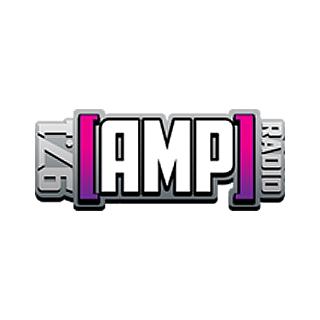 KAMP-FM - 97.1 AMP Logo