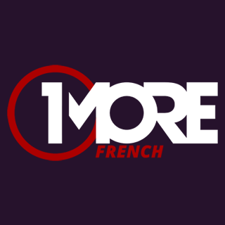 1MORE - French Logo