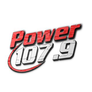 Power 107.9 Logo