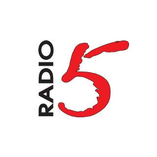 Radio 5 - Suwałki Logo