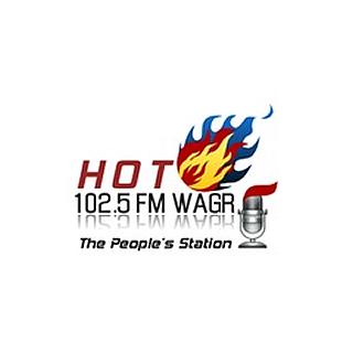 Hot 102.5 FM Logo