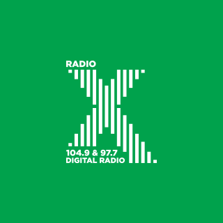 Radio X London Logo