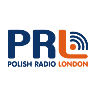 PRL - Polish Radio London Logo