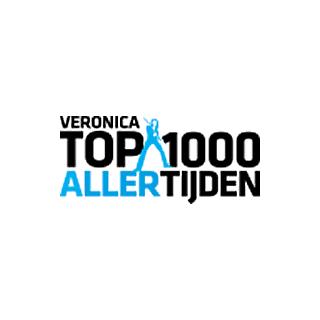 Radio Veronica - Top 1000 Logo
