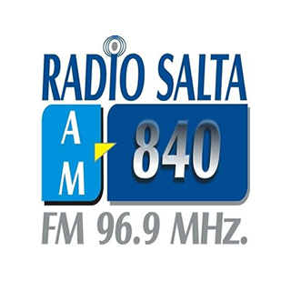 Radio Salta AM840 Logo