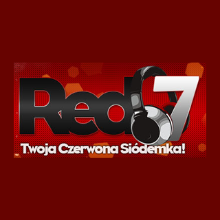 Radio Red7 - Disco Polo Logo