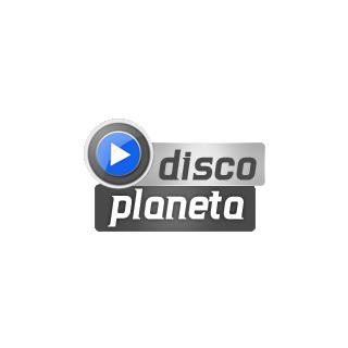 Disco Planeta Logo