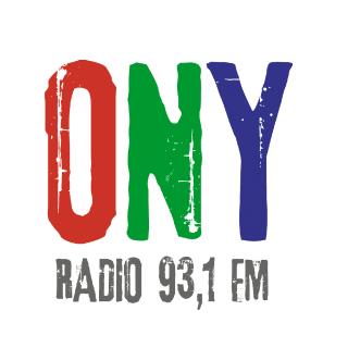 Radio ONY 93.1 FM Logo