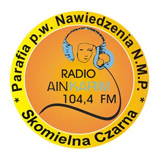 Radio AIN KARIM Logo