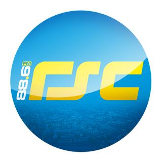 Radio RSC 88.6 FM Logo
