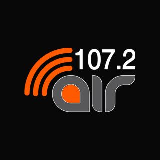 AIR 107.2 Logo