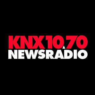 KNX 1070 NEWSRADIO Logo