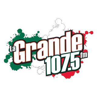La Grande 107.5 Logo