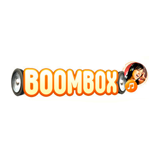 Radio Polska Live! - Boombox Logo