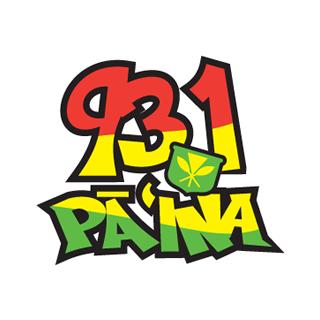 93.1 Da Pa'ina Logo