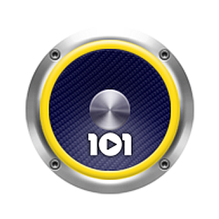 101.ru - Euro Hits Logo