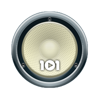 101.ru - Chill Out Logo