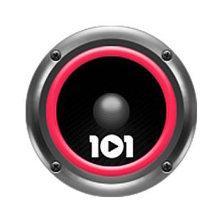 101.ru - Russian Dance Logo