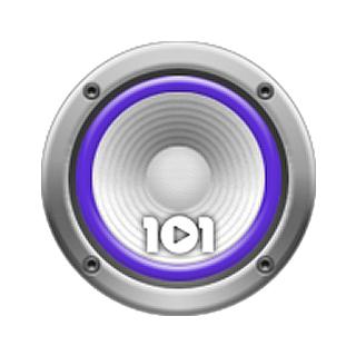 101.ru - Russia Top 50 Logo