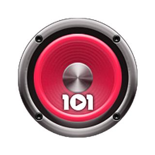 101.ru - Hot Traxx Logo